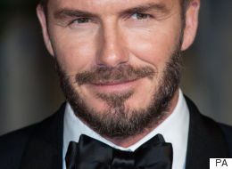 Why Shouldn't Becks Be The Latest Footballing Film Star?