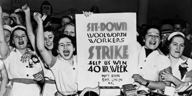 Labor Unions: The Folks Who Gave You the Weekend   HuffPost