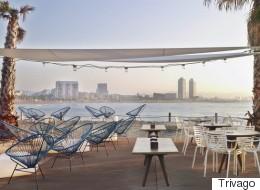Spain's Swankiest Seaside Lounges