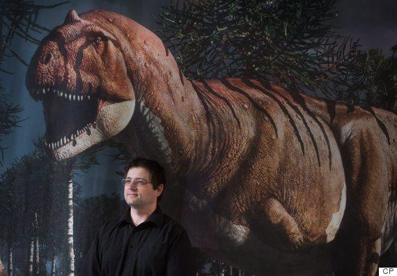 julius csotonyi dinosaurs