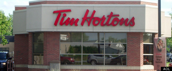 TIM HORTONS NEW SIZES
