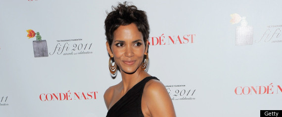 Halle Berry Beach Photos