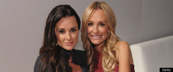 Taylor Armstrong Kyle Richards