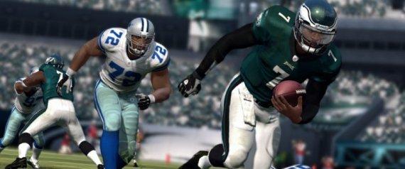 MICHAEL VICK MADDEN NFL 12