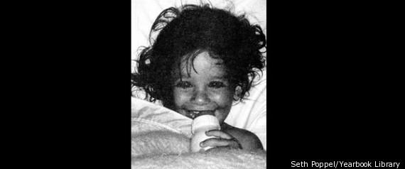 LEA MICHELE BABY PICTURE