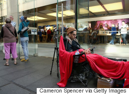 Man Already Queuing For iPhone 6s Has More Apple Products Than Friends, Sources Say