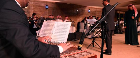 MUSIC ARABIA
