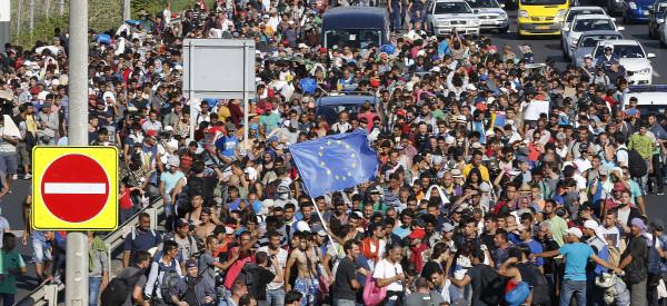 syrian migrant