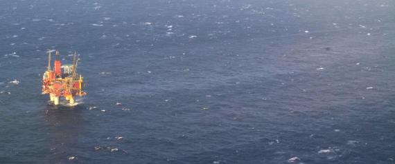 SEA OIL FIELD