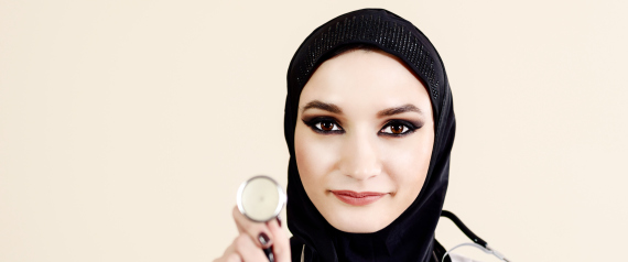 MUSLIM DOCTOR FEMALE