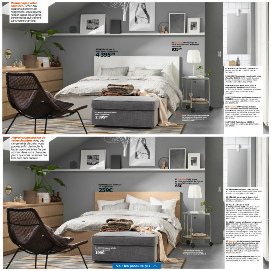ikea maroc a t il r ellement adapt ses prix au march. Black Bedroom Furniture Sets. Home Design Ideas