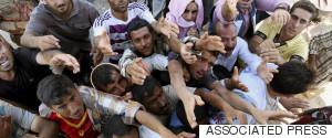 HUMANITARIAN AID SYRIA