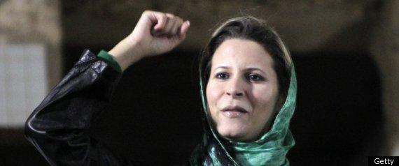 Aicha Gaddafi