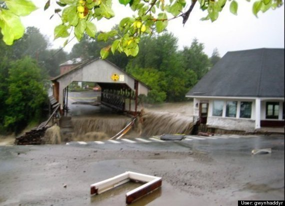 Hurricane Irene Could Affect Millions Of People In The U.S. (LIVE ...