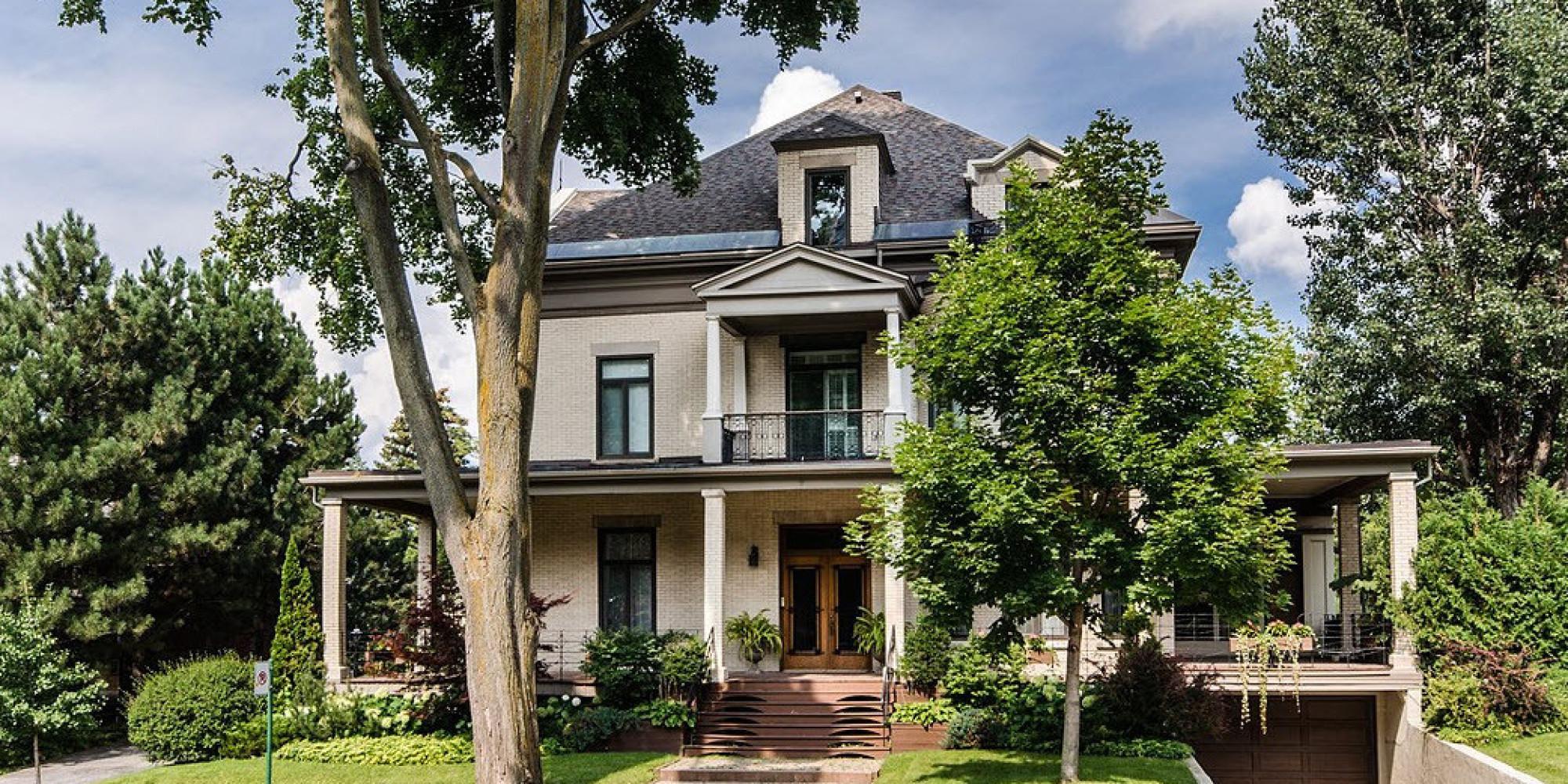 La maison de fran ois legault est en vente pour 4 9m photos - Cadre regle de la maison ...