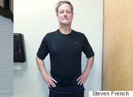 After Losing His Job, This Man Was Determined To Drop 85 Pounds