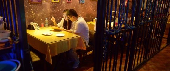 COUPLE DINNER
