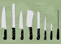 The 3 Knives Every Home Chef Needs