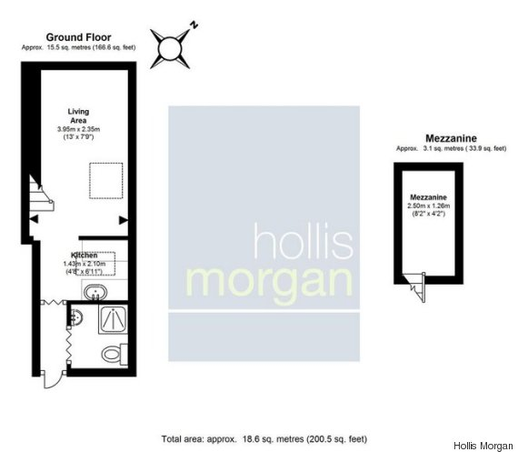 uk shed floor plan
