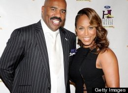 Steve Harvey Marjorie Bridges Harvey