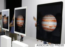 Avec l'iPad Pro, Apple espère relancer ses ventes de tablettes (et ce n'est pas gagné)