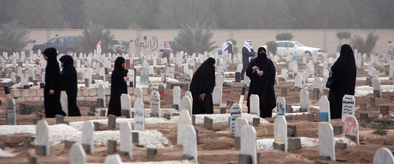 GRAVES IN KUWAIT