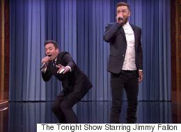 Justin Timberlake And Jimmy Fallon Perform An Incredible 'History Of Rap' Medley
