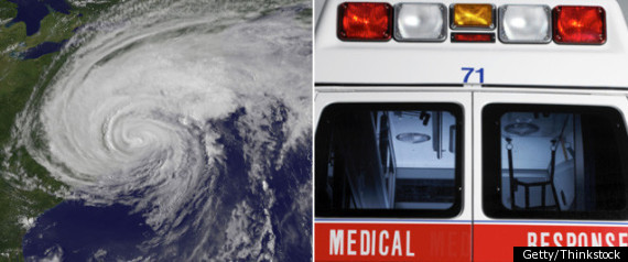 Hurricane Irene Medical Response