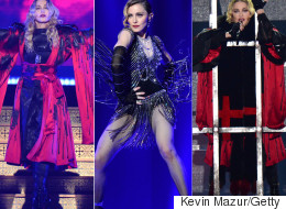 Madonna's 'Rebel Heart' Tour Looks Every Bit As Extravagant As You'd Expect