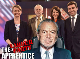 The Labour Party Apprentice: Liz, You're FIRED!