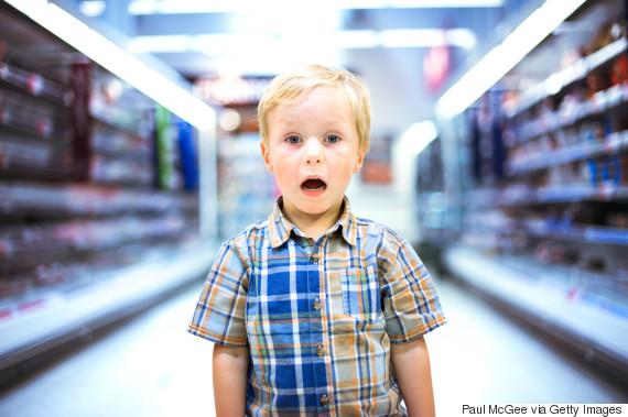 supermarket aisle uk