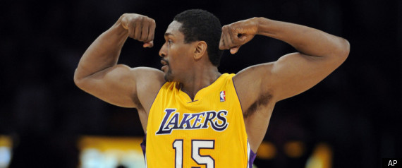 Ron Artest Dtws