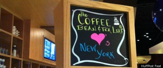 COFFEE BEAN NYC