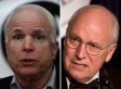 Dick Cheney Bashes John McCain In New Book