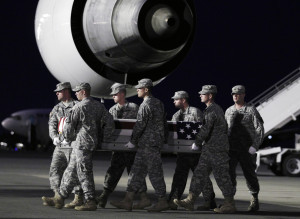 August deadliest month for US troops
