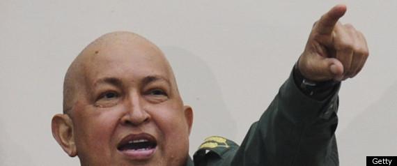 HUGO CHAVEZ CANCER