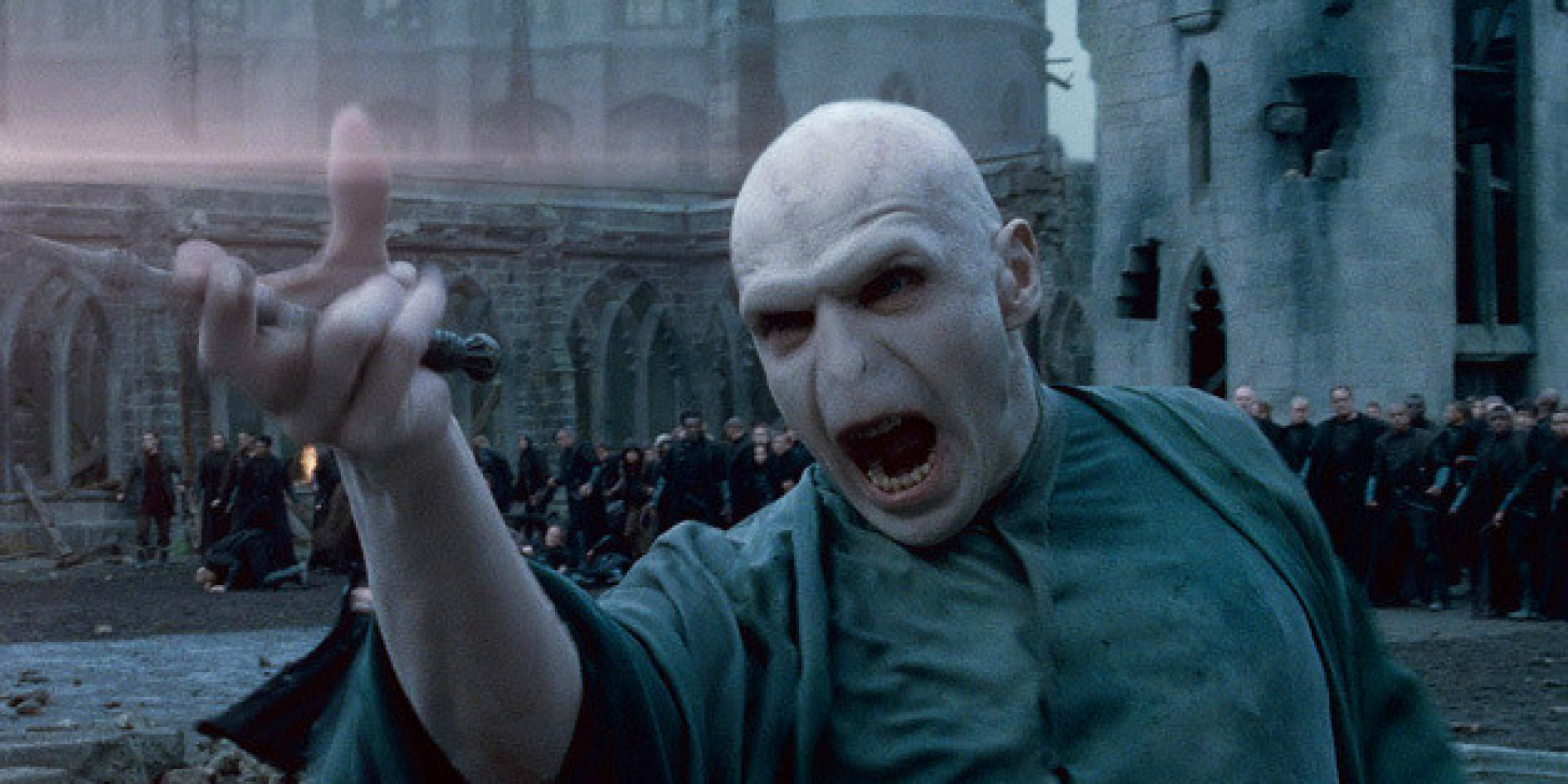 Jk rowling says we 39 ve been pronouncing voldemort 39 s name for Voldemort wand