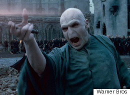 JK Rowling Says We've Been Pronouncing Voldemort's Name Wrong All The Time