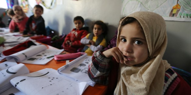 Why We Desperately Need to Help Syrian Refugee Children Get to ...