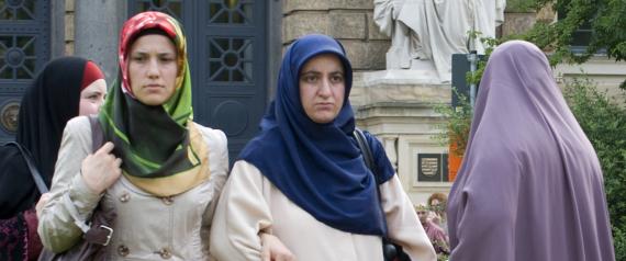PREGNANT MUSLIM