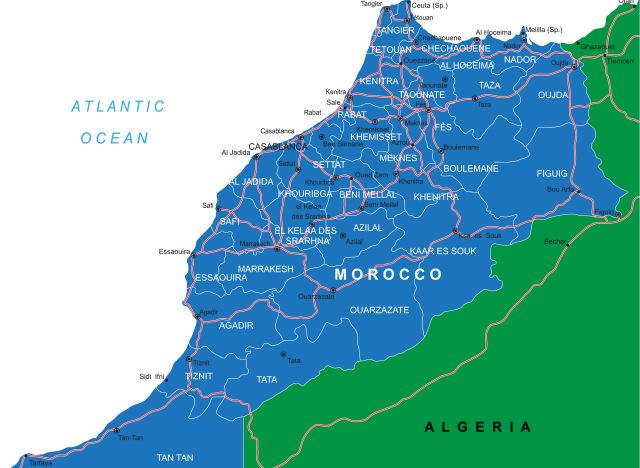 Despite Closed Border, Moroccans and Algerians Find Ways