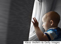 A Survival Guide for Flying with a Baby for the First Time