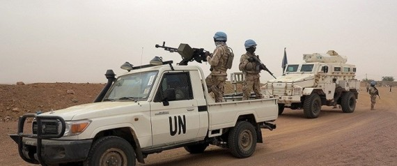 PEACEKEEPING FORCES IN SINAI