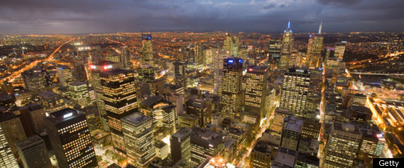 MELBOURNE LIVEABLE CITIES