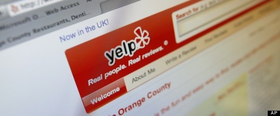 YELP DAILY DEALS