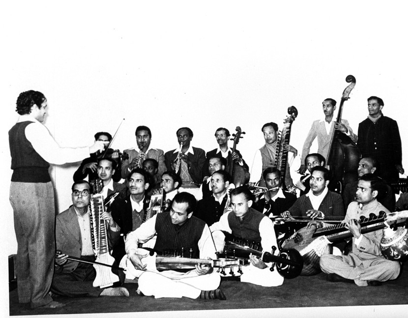 national orchestra 1956