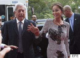 Las fotos de la primera aparición pública de Isabel Preysler y Vargas Llosa