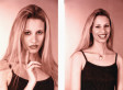 Aisha Gaddafi's Private Photo Collection Reveals 'Africa's Claudia Schiffer' (Photos)