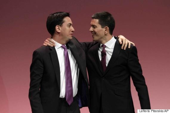 ed miliband david miliband 2010