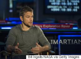 «Seul sur Mars» , avec Matt Damon, présenté au TIFF (VIDÉO)